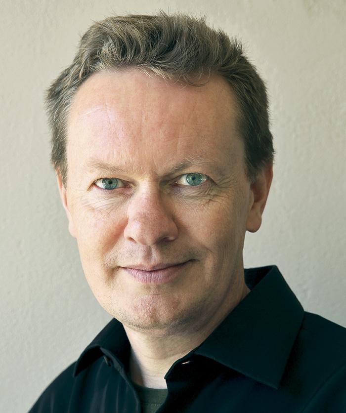 Steinar Opstad. Foto: Rolf M. Agaard,