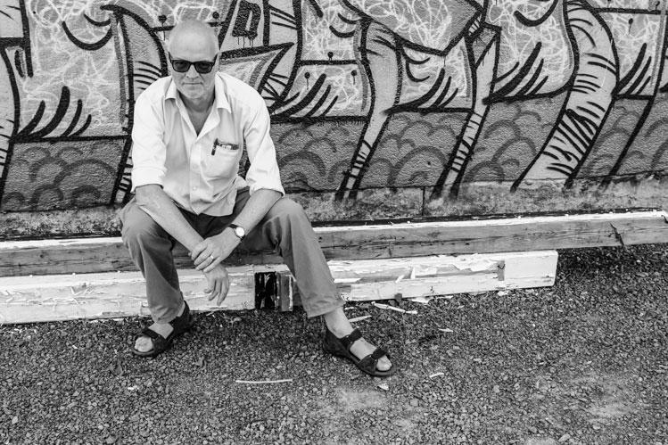 Anthony Jones. Foto: Peter Nyberg