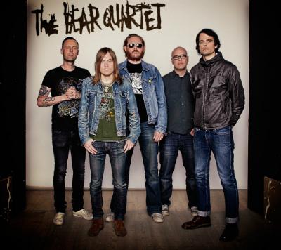 The Bear Quartets senaste album Month Python
