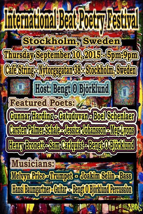 Beat Poetry Festival