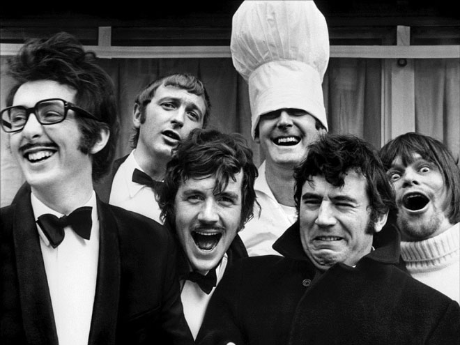 Monty Python Foto: Paul Townsend. CC-BY-ND-2.0