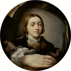 Parmigianino_Selfportrait