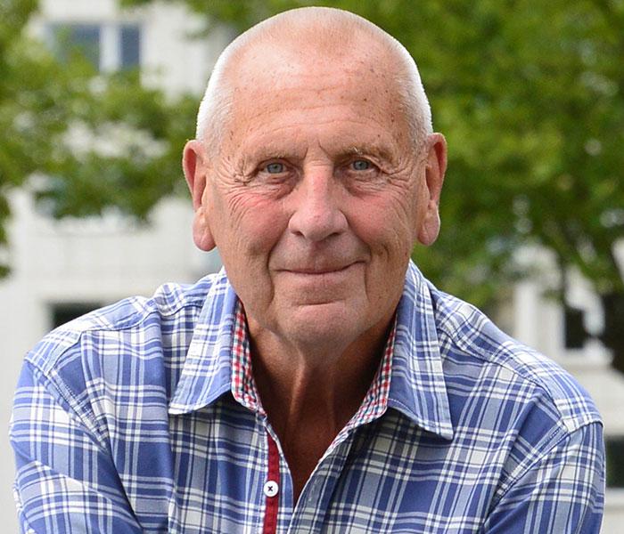 Sven Johansson. Foto: Åke Ado0lfsson.