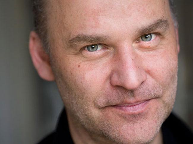 Morten Søndergaard. Foto: Poul Rasmussen.
