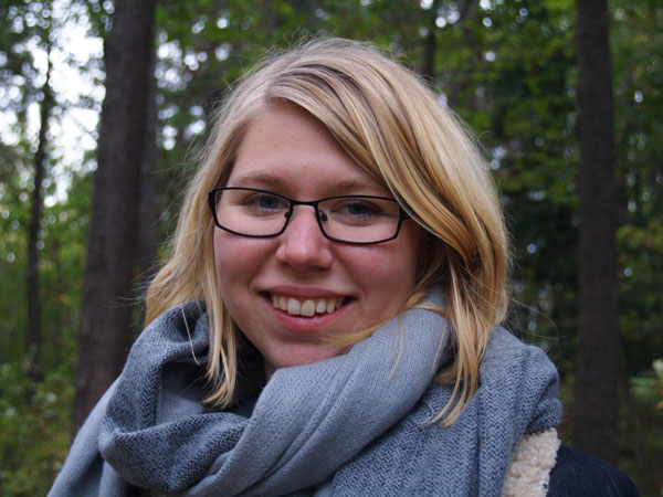 Elvira Lindroth vann andrapris i Krispiga kaskader. Foto: Privat.