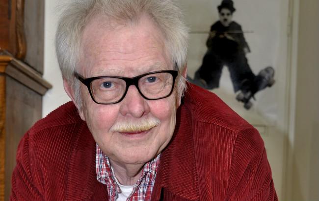 Gunnar Harding. Foto: Paula Tranströmer.