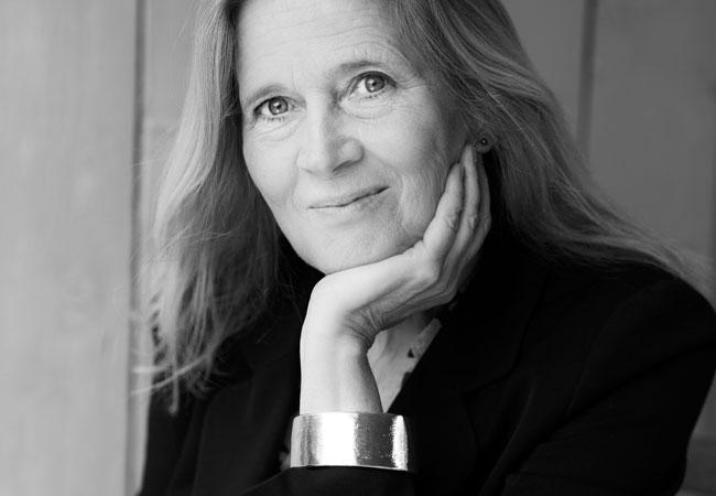 Katarina Frostenson. Foto: Mats Bäcker.