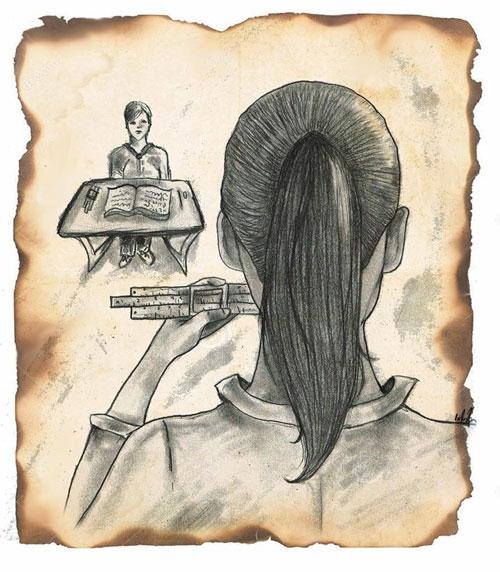 Illustration av Linda Ågren.