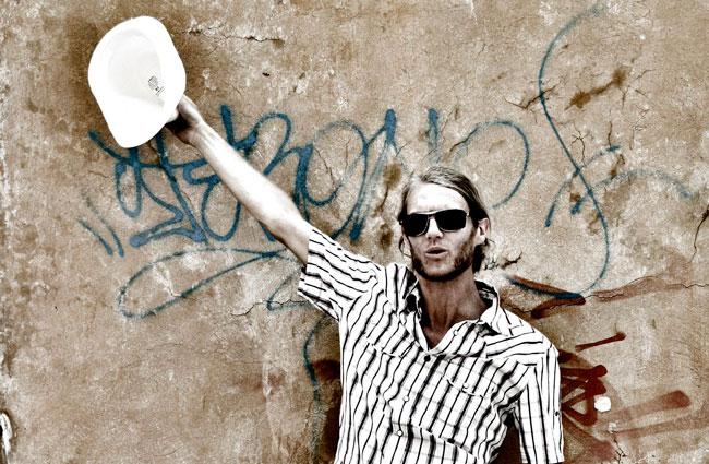 Sebastian Siddharta Larsson. Foto: Miders / Privat