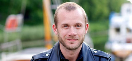 Lars Anders Johansson. Foto: Carl Engelbrekt Ericsson