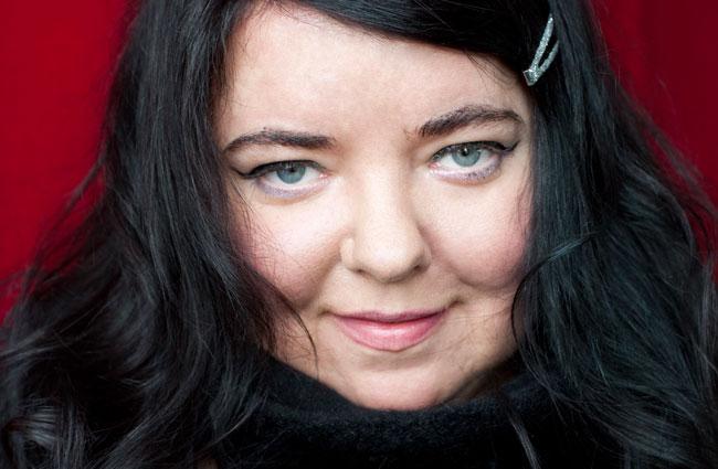 Lina Hagelbäck. Foto: Brombergs förlag.