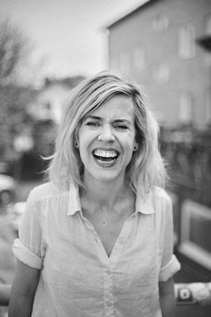 Annika Norlin. Foto: Alexandra Andersson Ellis