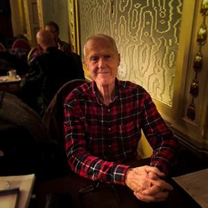Göran Strömqvist. Foto: Mats Hansson.