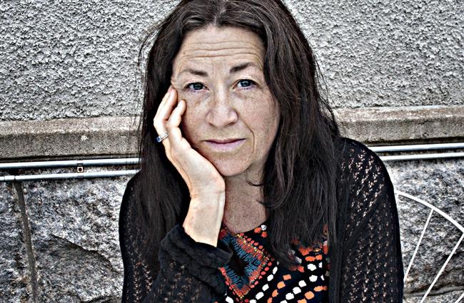 Ann Jäderlund. Foto: Ulla Montan.