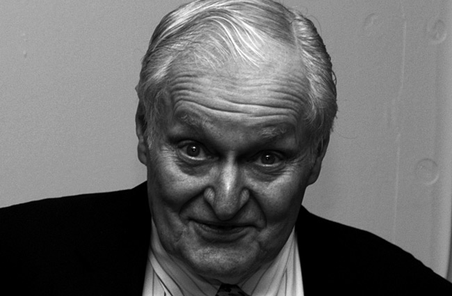John Ashbery. Foto: David Shankbone (CC-by-2.0)