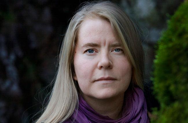 Heidi von Wright. Fotograf: Robert Seger.