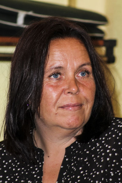 Cecilia Persson releasefestade sin bok Självmotsägelser. Foto: Åsa Nyberg.