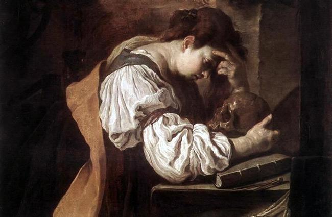 Domenico Fettis Melancholy