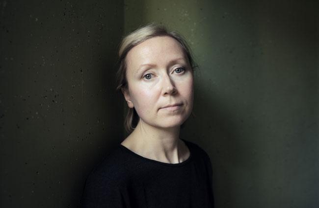 Catharina Gripenberg. Foto: Laerke Posselt.