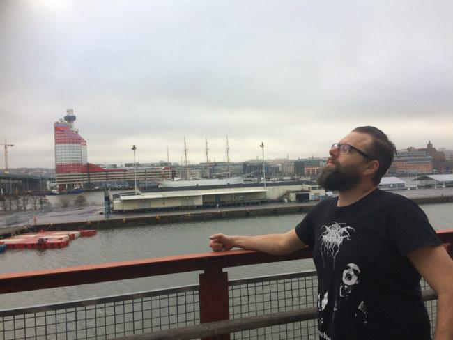 Intervju med Daniel Wallin, vinnare i nationella Krispiga Kaskader
